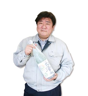 大湧水緑米仕込純米酒